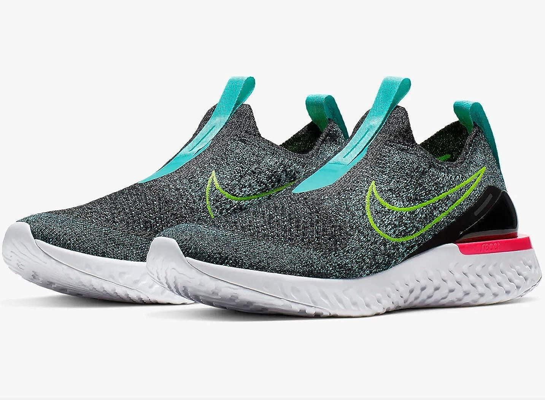 Nike Epic Phantom React Flyknit Gs Big Kids Bv1370-073: Amazon.es: Zapatos y complementos
