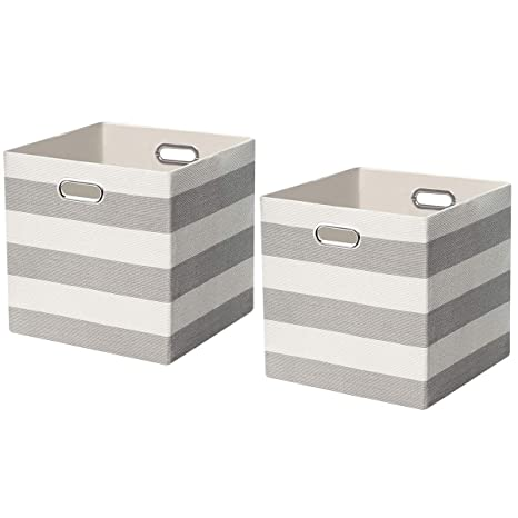 Posprica Bacs de Rangement,boîtes de Rangement Pliable, Panier de Rangement  Nécessite Le Stockage 6f904cd7a738