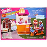 amazon com none mcdonald s play restaurant set toys games