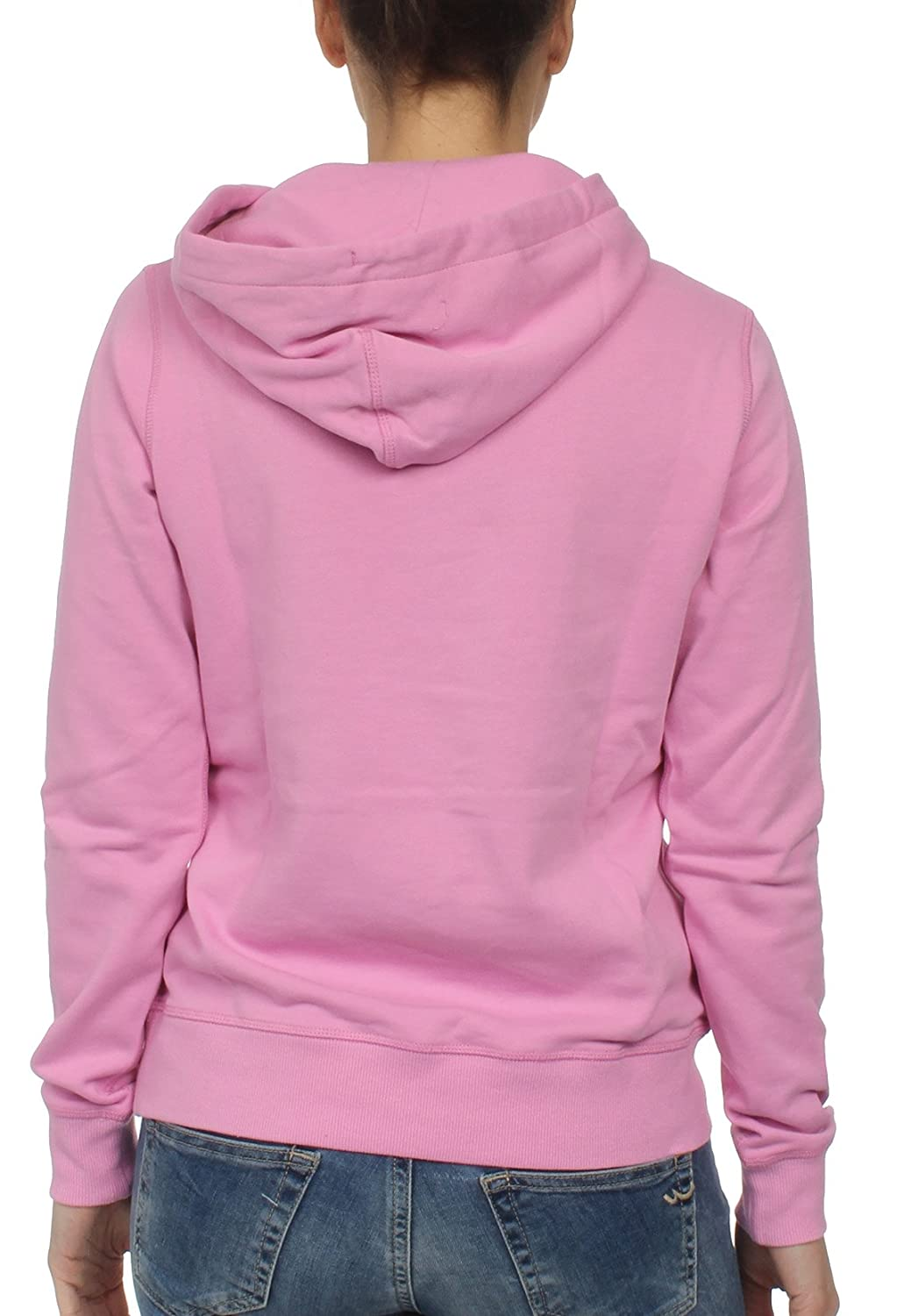 Converse Graphic Boxstar Pullover Hoodie Men, Women, Pink