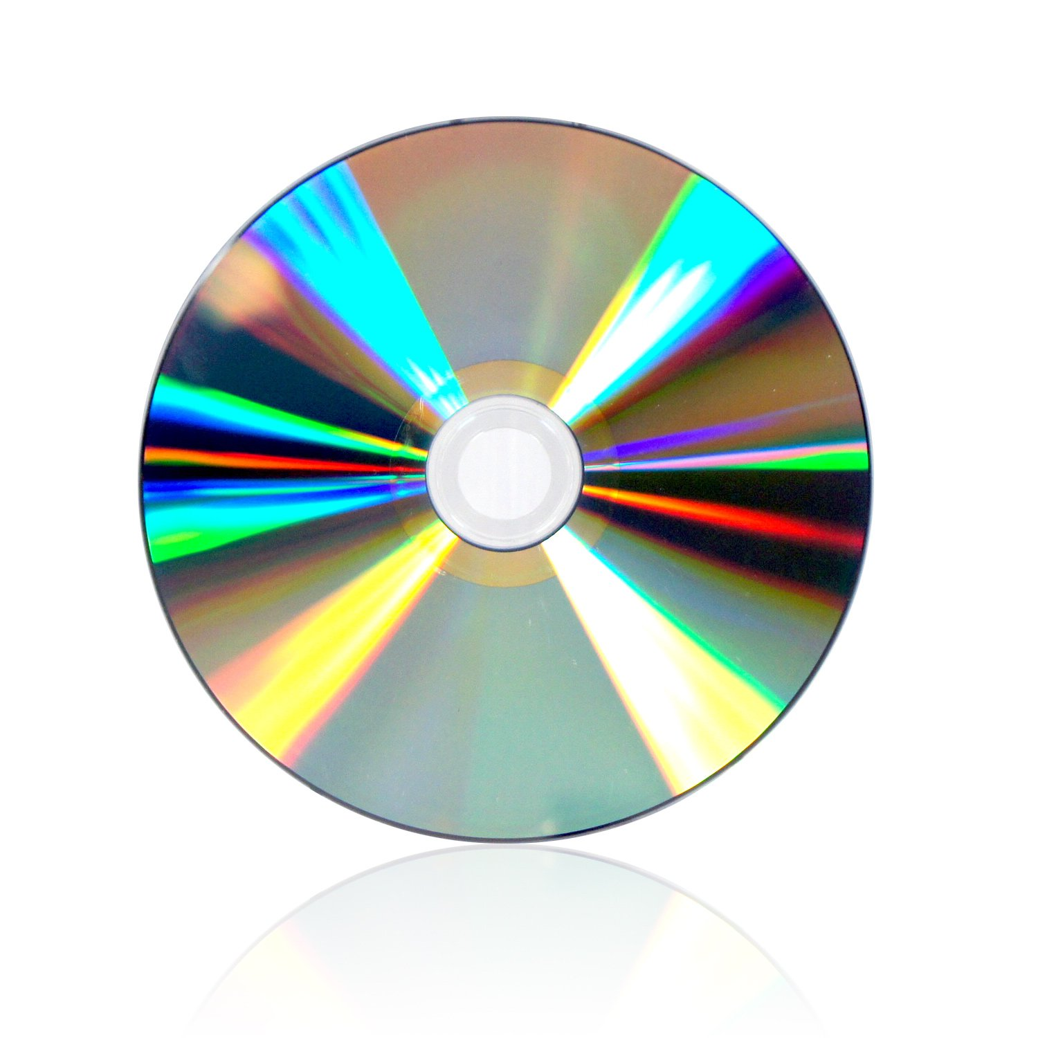 Smart Buy 500 Pack DVD-r 4.7gb 16x Shiny Silver Blank Data Video Movie Recordable Media Disc, 500 Disc 500pk by Smart Buy (Image #2)