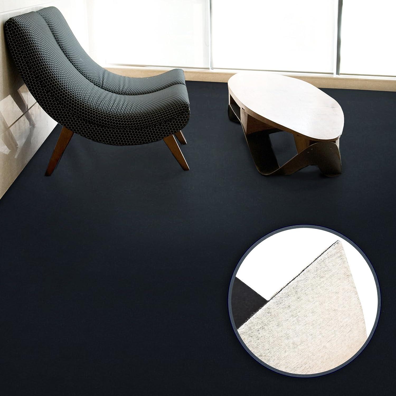 GUT-Siegel Emissions- und geruchsfrei Floori/® Premium Nadelfilz Teppich 100x200cm wasserabweisend 1200 g//qm Gr/ö/ße w/ählbar