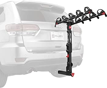 Allen Sports 5-Bike Trunk Bike Racks