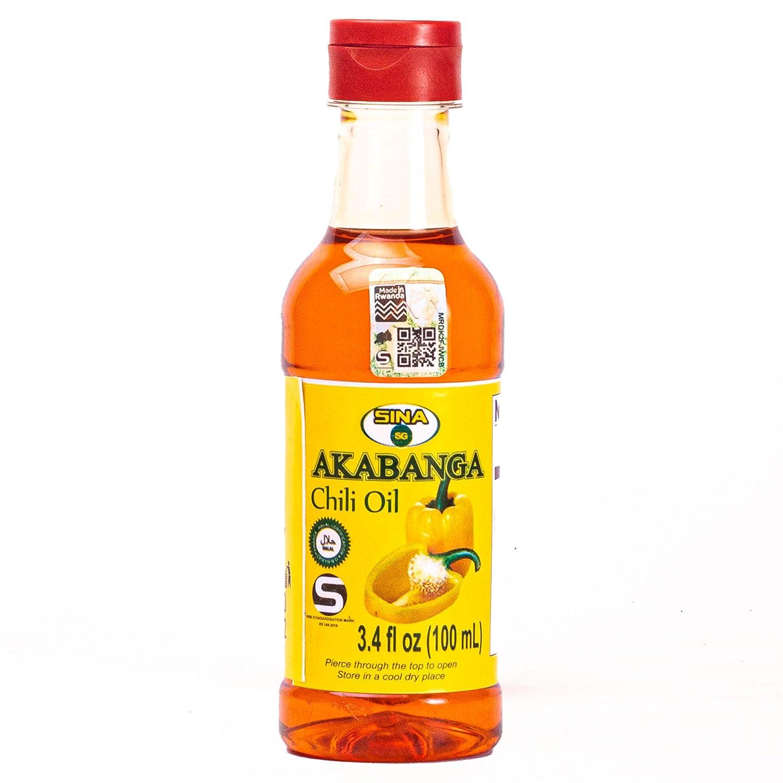 Akabanga Extra Hot Chilli Sauce (spicy) 100 ml / 3.38 oz