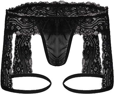 New Sexy/'s Men Underwear Thong Briefs Bulge G-String Shorts Underpants Nightwear