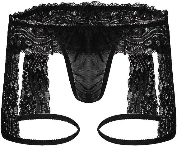 Sexy//Sissy Womens Lace G-string Briefs Thongs Lingerie Underwear Knicker Panties
