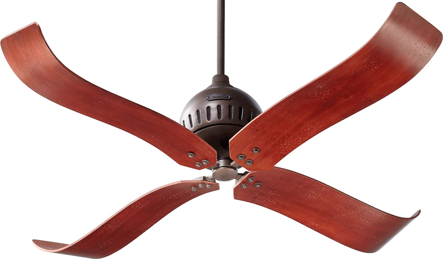 Quorum 90524 86 Jubilee Oiled Bronze 52 Ceiling Fan With Wall Control Outdoor Com