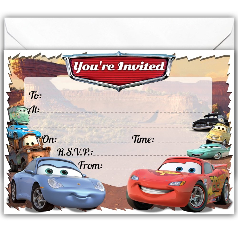 birthday party invites invitations