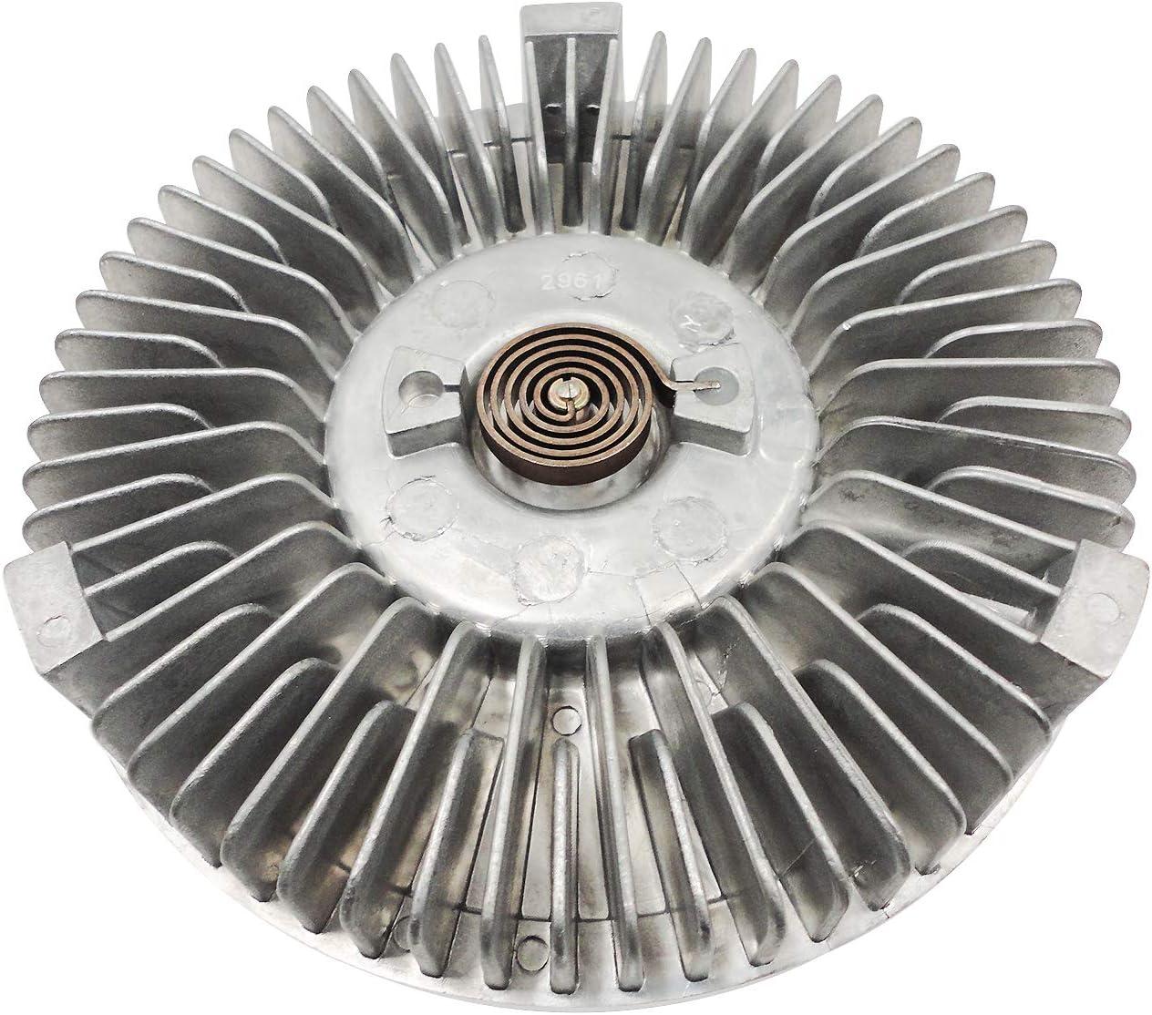 Engine Cooling Fan Clutch Radiator Fan Clutch for 2005-2010 Dodge Dakota V6 3.7L Replace#2961