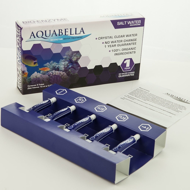 AquaBella Bio-Enzyme Salt Water Treatment by AQUABELLA BIO-ENZYME