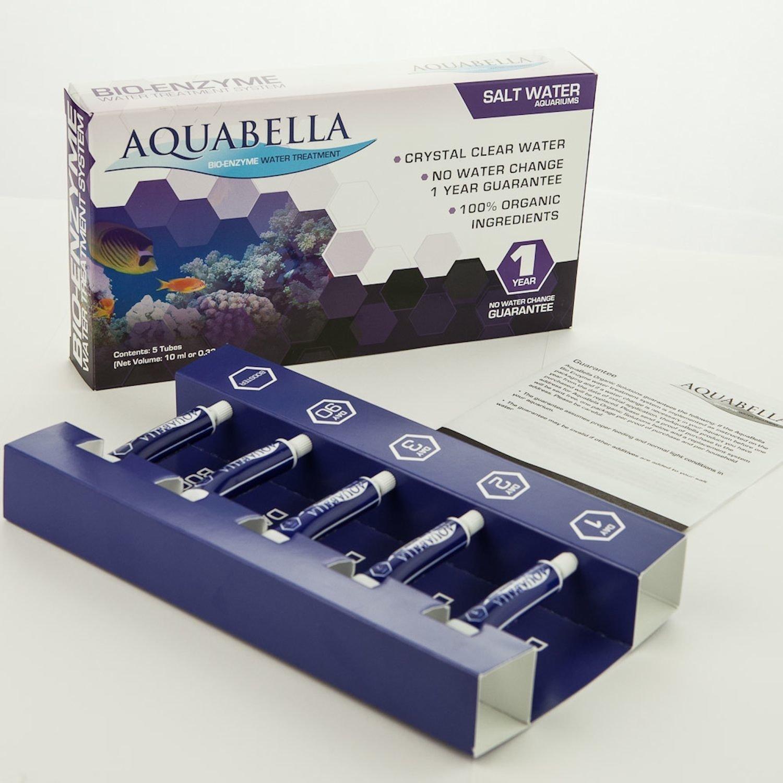 AquaBella Bio-Enzyme Salt Water Treatment