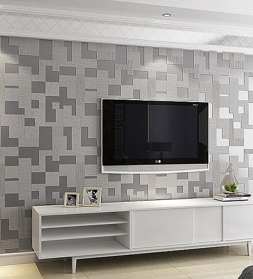 La Moda Minimalista Tapiz Mosaico 3d No Tejidas Salon Dormitorio