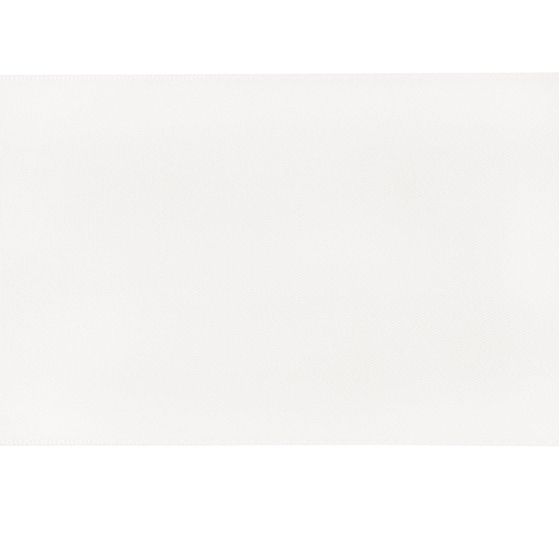 LaRibbons 3 inch Wide Double Face Satin Ribbon - 25 Yard (White) by LaRibbons (Image #3)