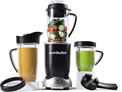 NutriBullet Rx Blender, Black