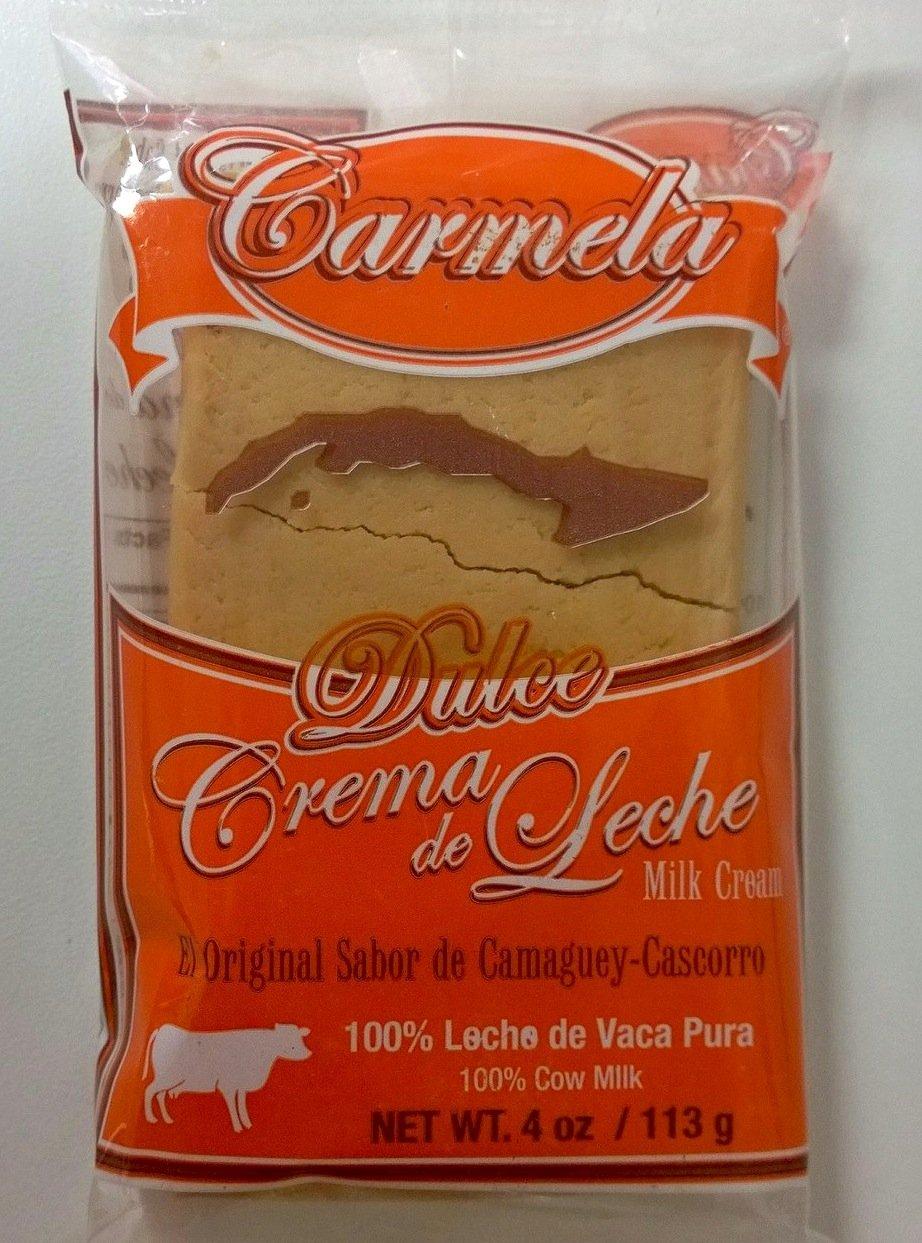 Dulce De Leche, 4 Oz Milk Creme