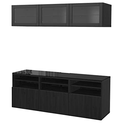 Amazon.com: IKEA.. 991.964.99 Bestå TV Storage Combination ...