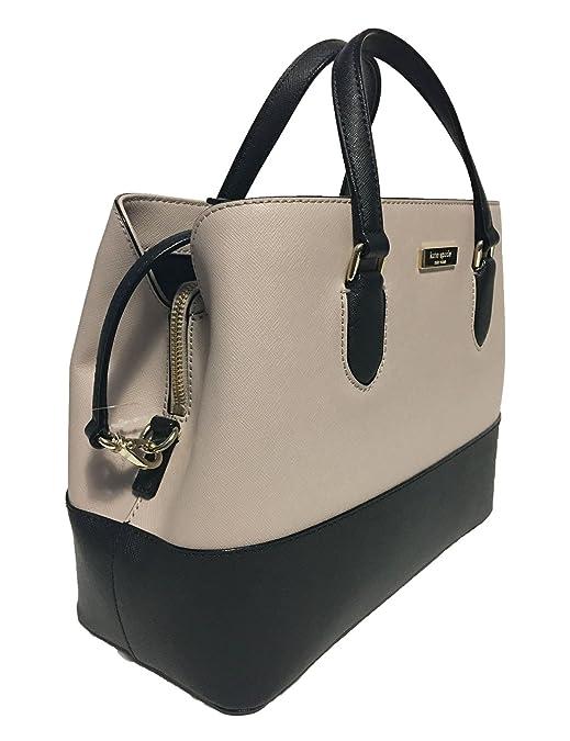 55005b913b Amazon.com  Kate Spade New York Laurel Way Evangelie Saffiano Leather  Shoulder Bag Handbag