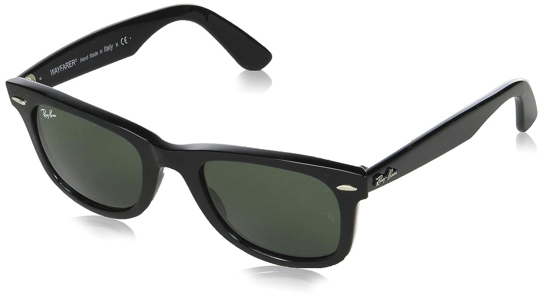 931c03172 Óculos de Sol Wayfarer RB2140 Preto - U / 411/0: Amazon.com.br: Amazon Moda