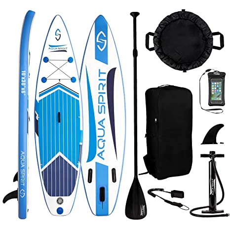 AQUA SPIRIT ISUP Tabla Hinchable de Paddle Surf Sup para ...
