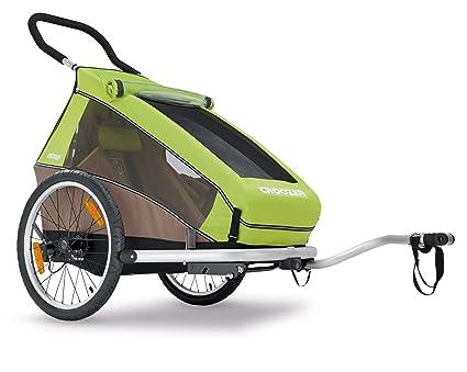 f8a36159411 Amazon.com : Croozer Premium Multisport Bike Child Trailer/Stoller ...