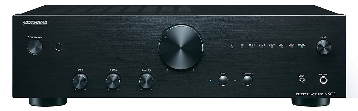 Onkyo A 9010 Integrated Stereo Amplifier by Onkyo