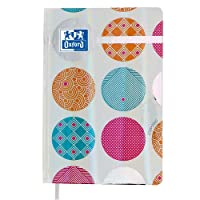 Oxford Pop N' Fluo Agenda Scolaire Journalier 2018-2019 1 Jour Page 352 Pages 12x18 Blanc