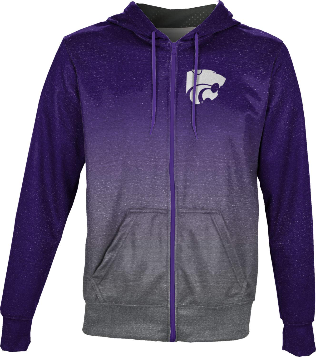 School Spirit Sweatshirt ProSphere University of Northwestern Ohio Girls Zipper Hoodie Letterman