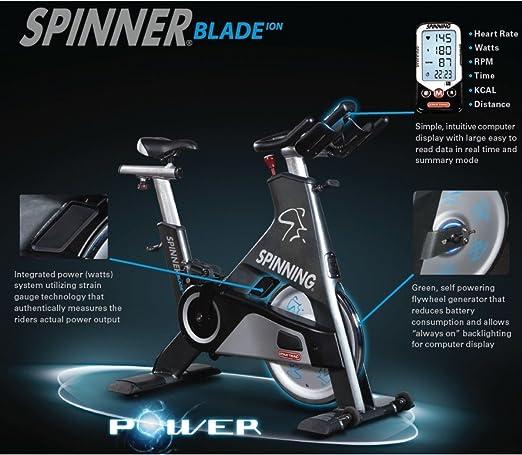 Star Trac Spinner Blade Ion interior Ciclismo: Amazon.es: Deportes ...