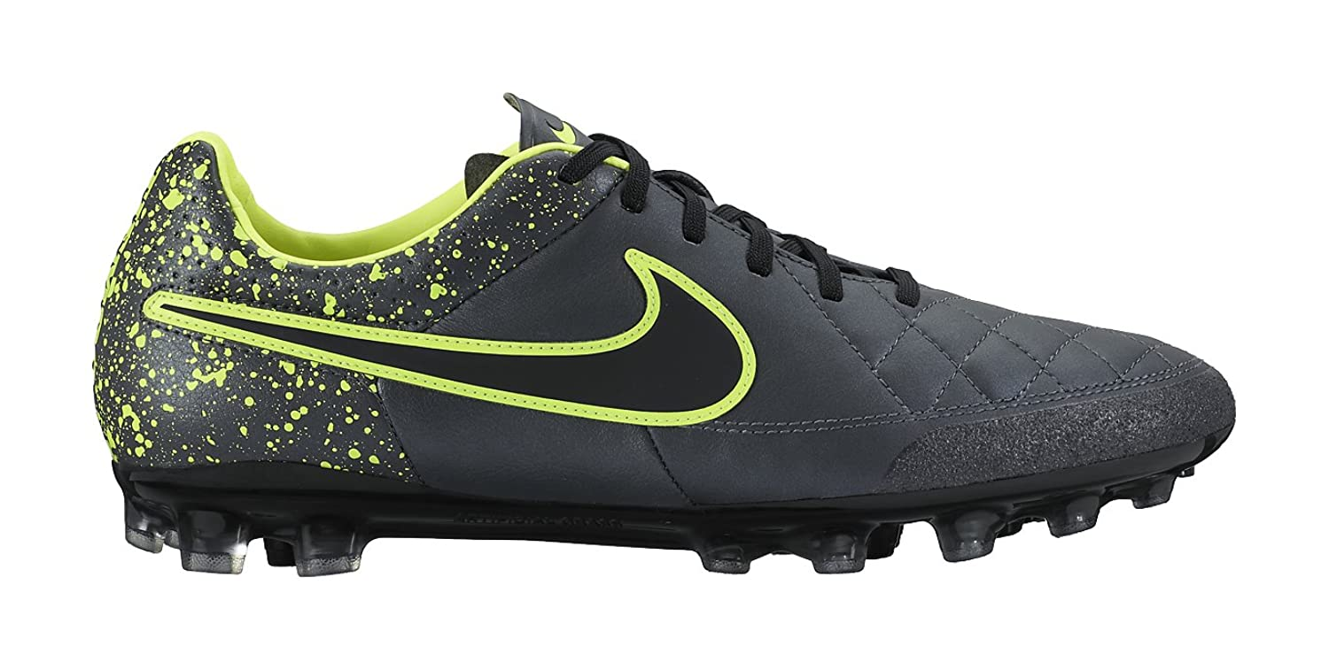 Amazon.com | Nike Tiempo Legacy AG-R Mens Football Boots 717142 Soccer  Cleats | Soccer