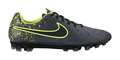 a67bd32fb876b Amazon.com | Nike Tiempo Legacy AG-R (Anthracite/Black/Volt)(7) | Soccer