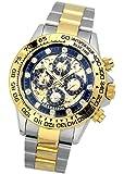 ジョンハリソン JOHN HARRISON 自動巻き 腕時計 JH003-GBK 石付き [並行輸入品]