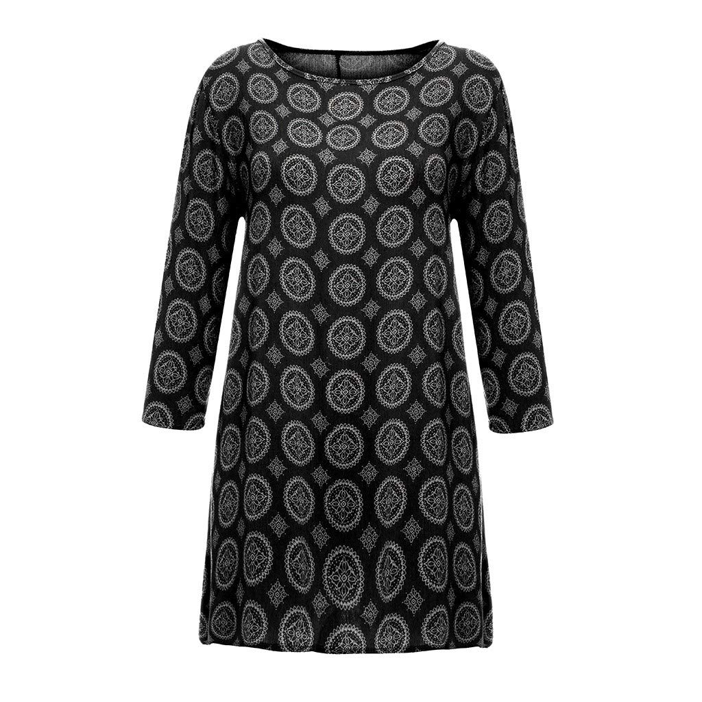 MILIMIEYIK Blouse Tops for Leggings Womens Long Sleeve Floral Shirts Pleated Flared Casual Buttons Tunic Top V Neck T Shirts