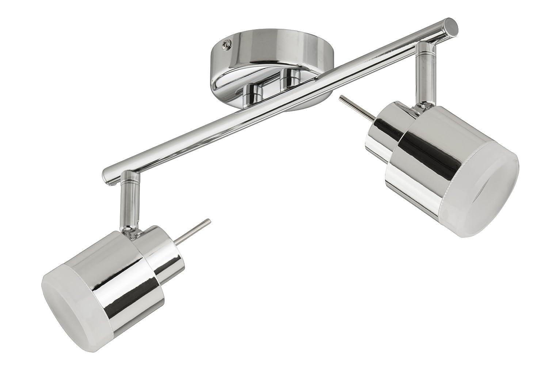 LED Badezimmer Deckenleuchte, Deckenstrahler, 1 x LED 4 W, 330 Lumen ...