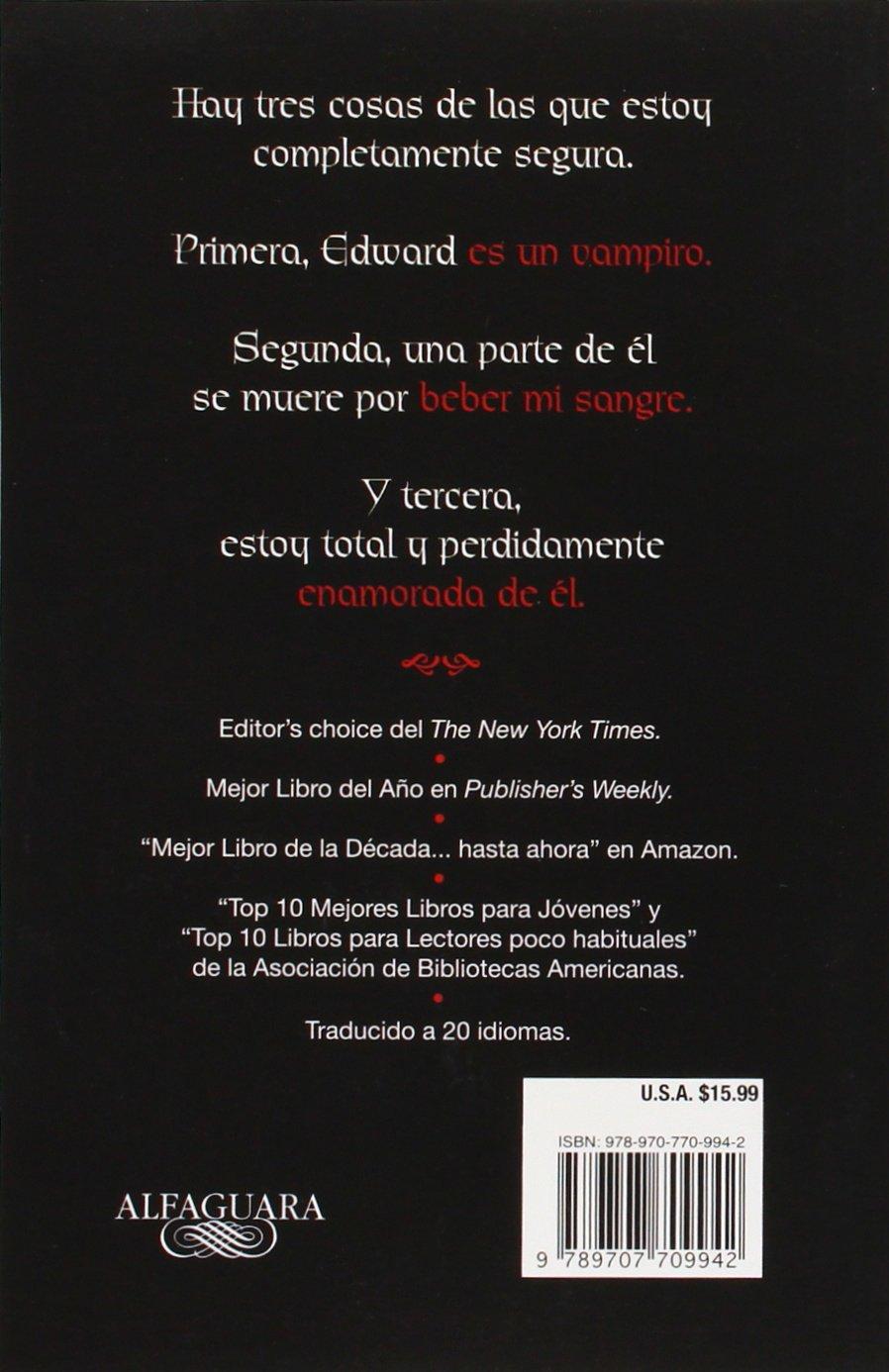 Crepusculo Un Amor Peligroso Twilight La Saga Crepusculo