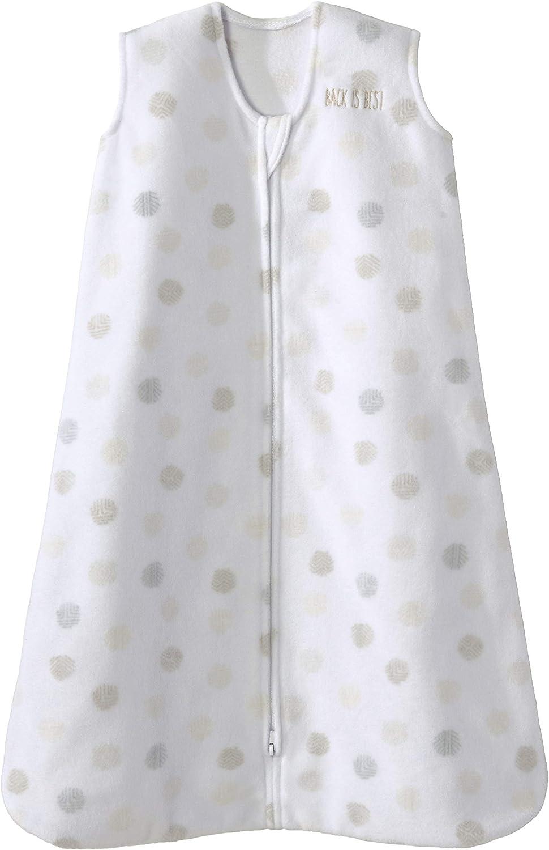 Gray Halo Innovations Sleep Sack Wearable Micro-fleece Blanket Small