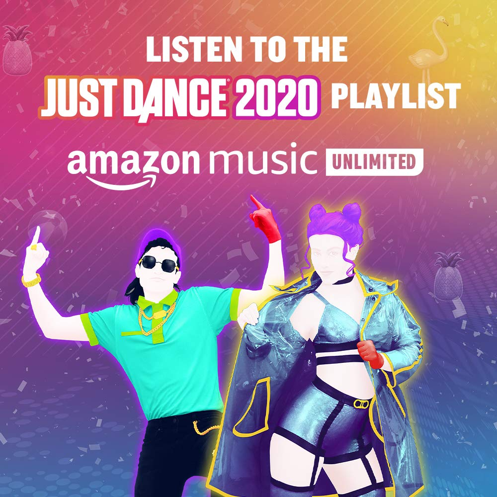 Amazon Com Just Dance 2020 Playstation 4 Standard Edition Ubisoft Video Games Know i can make your hands clap said i can make your hands clap every night when the stars come out am i the only living soul around? ubisoft