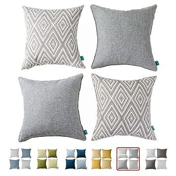 Amazon.com: Hpuk - Fundas de almohada decorativas de ...