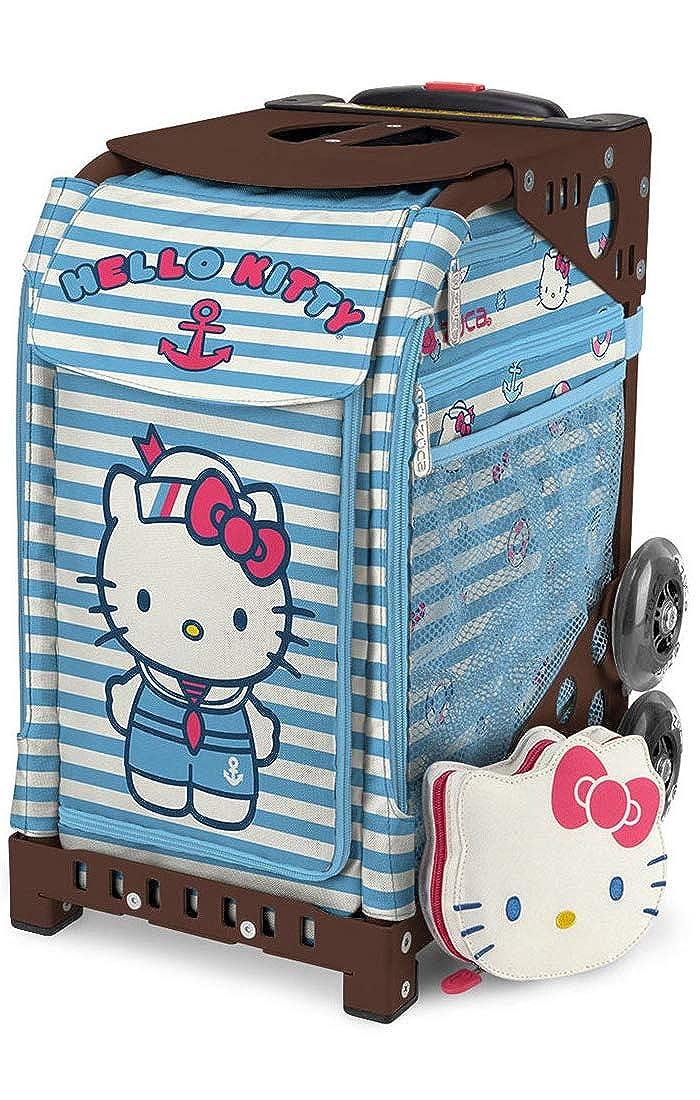 ズーカ スポーツ ハローキティ セイルウィズミー Brown <ZUCA SPORT Hello Kitty Sail With Me>   B079D7QR8V