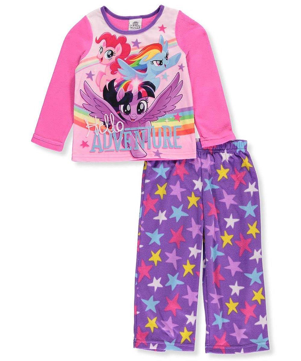 My Little Pony Little Girls' 2-Piece Pajamas 8 21ML022GLLZA