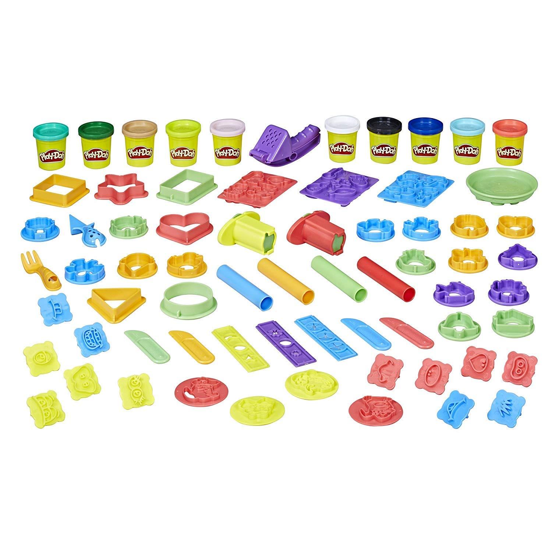 世界的に Play-Doh プレイデートパーティークレート アート&クラフト 40以上のツール プレイマット付き Play-Doh B07N2KYHM1 (アクセサリー付き) B07N2KYHM1, ヤマジツ本舗:03eea0eb --- pmod.ru