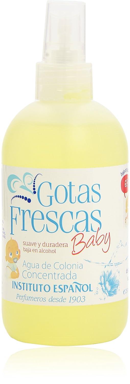 Institut español – Baby Gotas FRESCAS eau de cologne - 750 ml INSTITUTO ESPAÑOL 8411047149058