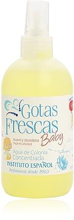 Amazon.com: Instituto Español - Childrens Perfume Gotas Frescas Baby Instituto Español EDC: Clothing