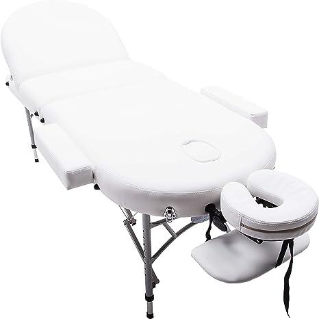 Massaggio Su Lettino Ad Acqua.Massage Imperial Consort Lettino Professionale Per Massaggio