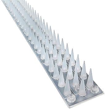 Sistema de pinchos contra escalada, de la marca Pestexpel®, para Gatos, P&aacute
