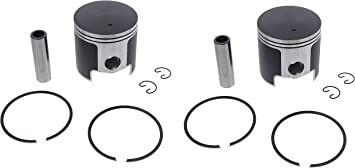 1996-1999 Polaris Indy Trail Touring 500 Piston Rings by Race-Driven
