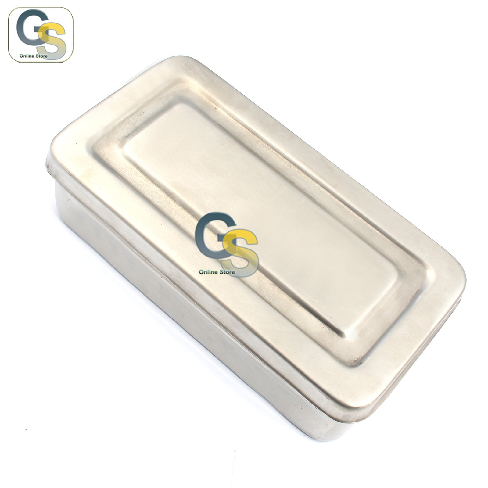G.S DENTAL VETERINARY BOX 8'' X 4'' X 2'' G.S BOX BEST QUALITY