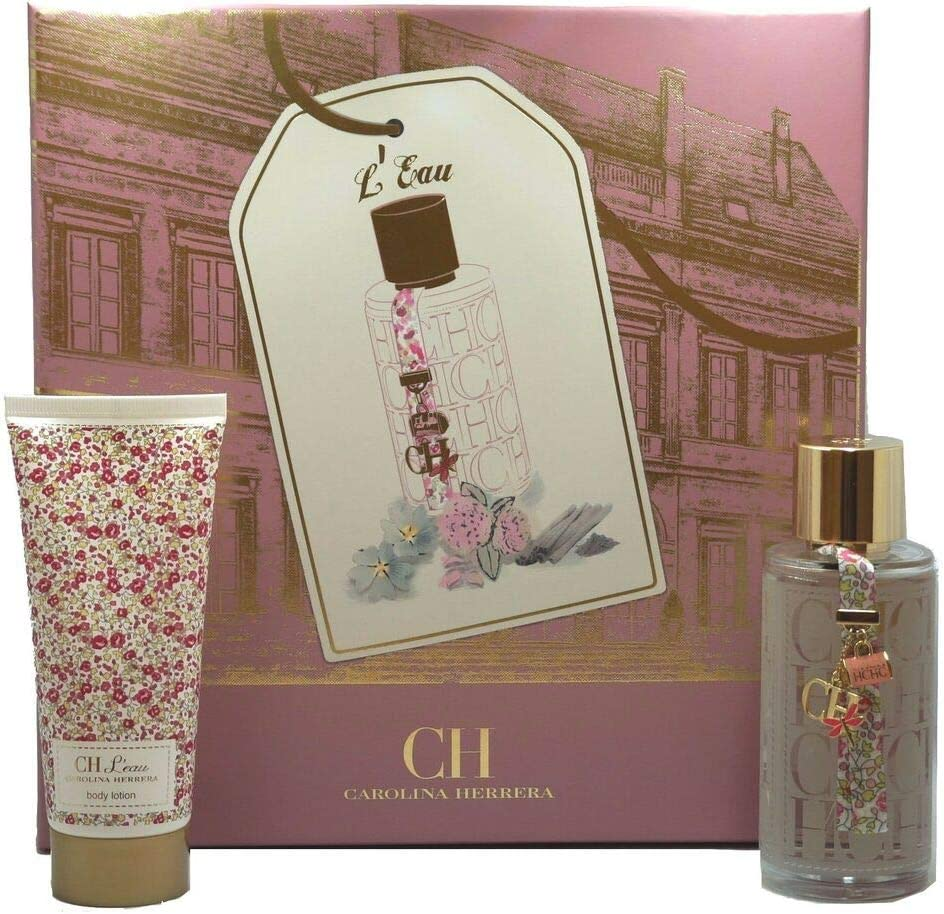 CH LEAU Eau De Toilette 100ML: Amazon.es: Belleza