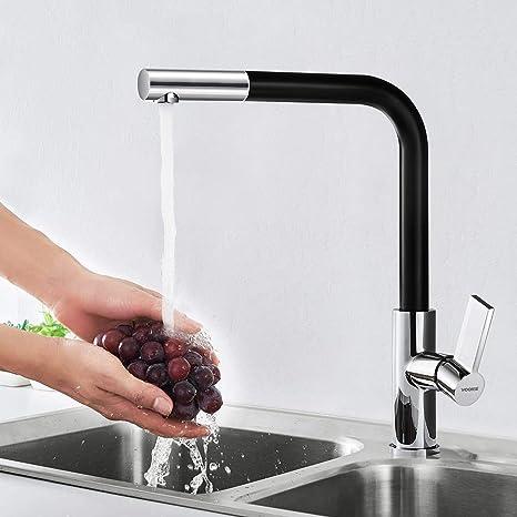 Mischbatterie Spültischarmatur Küchenarmatur Armatur Hochdruck Wasserhahn