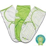 Baby Swaddle Blanket Wrap Set