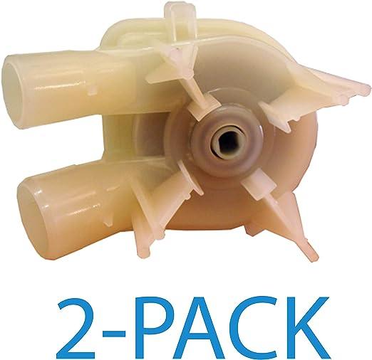 Bomba De Agua Con Arandela Pieza De Repuesto Whirlpool Lp116